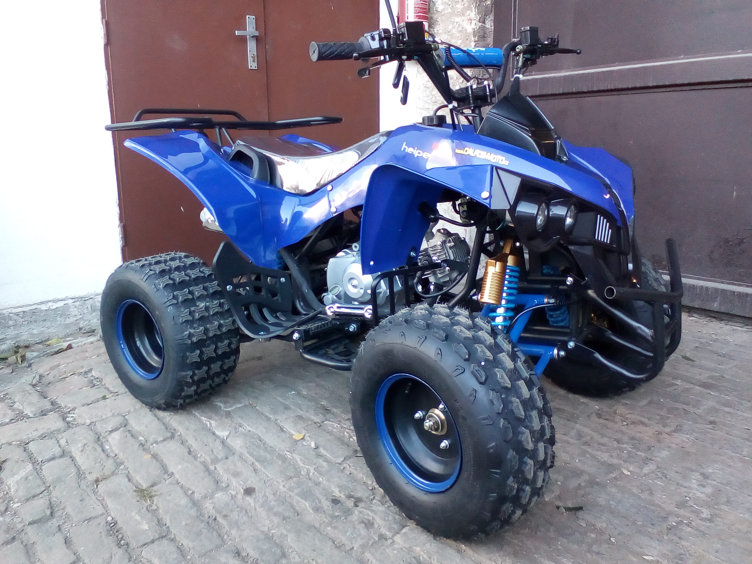 warrior atv