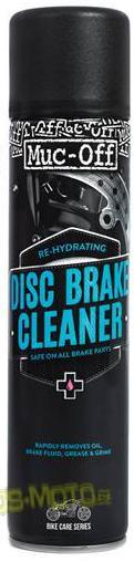Muc-Off Motorcycle Disc Brake Cleaner 400ml - čistič brzd