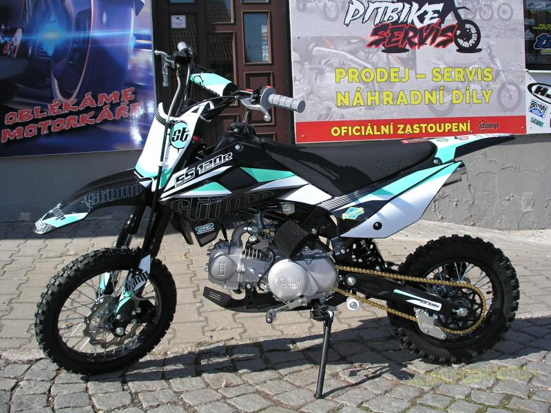 Stomp pitbike SuperStomp 120R