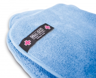 Muc-Off Microfibre Polishing Cloth - utěrka z mikrovlákna
