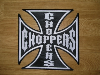 Eagle Rock - Nášivka choppers