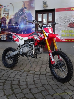 Pitbike WPB RACE 190 BEAST, el.start., 17x14